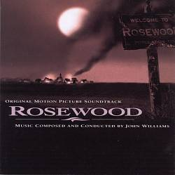 John Williams - Rosewood CD (album) cover