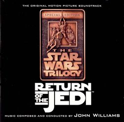John Williams - Star Wars: Return Of The Jedi [remastered Special Edition] CD (album) cover
