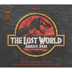 John Williams - Jurassic Park: The Lost World CD (album) cover