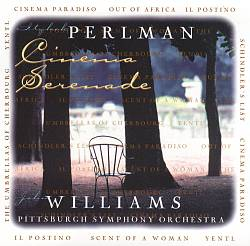 John Williams - Cinema Serenade CD (album) cover