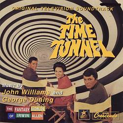 John Williams - The Time Tunnel CD (album) cover