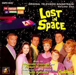 John Williams - Lost In Space, Vol. 2 CD (album) cover
