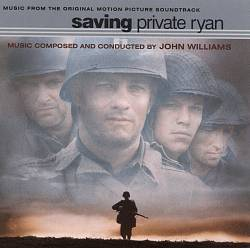 John Williams - Saving Private Ryan CD (album) cover