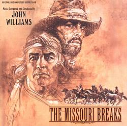 John Williams - The Missouri Breaks CD (album) cover