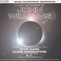 John Williams - Star Wars/close Encounters CD (album) cover