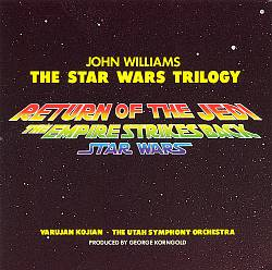 John Williams - John Williams: The Star Wars Trilogy CD (album) cover