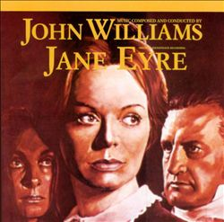 JOHN WILLIAMS - Jane Eyre CD album cover