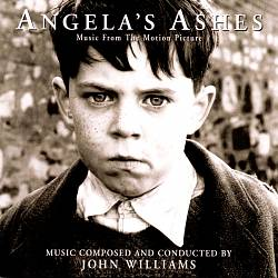 John Williams - Angela's Ashes CD (album) cover