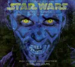 John Williams - Star Wars Episode I: The Phantom Menace [the Ultimate Edition] CD (album) cover