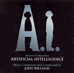 John Williams - A.i.: Artificial Intelligence CD (album) cover