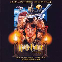John Williams - Harry Potter And The Philospher's Stone CD (album) cover