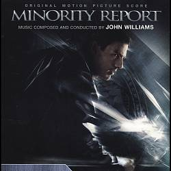 John Williams - Minority Report CD (album) cover
