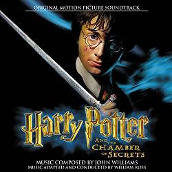 John Williams - Harry Potter And The Chamber Of Secrets CD (album) cover