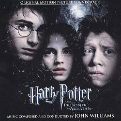 John Williams - Harry Potter And The Prisoner Of Azkaban CD (album) cover