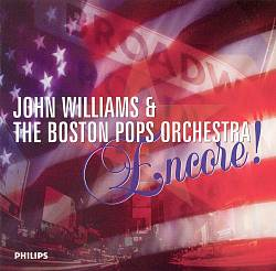 John Williams - Encore! CD (album) cover