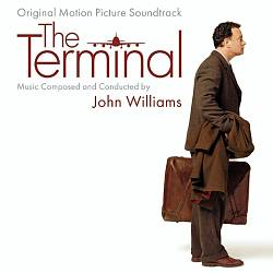 John Williams - The Terminal CD (album) cover
