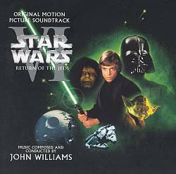 John Williams - Star Wars Episode Vi: Return Of The Jedi CD (album) cover