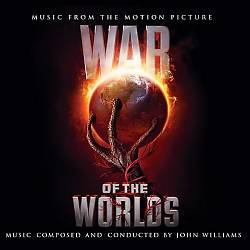John Williams - War Of The Worlds CD (album) cover