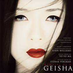 John Williams - Memoirs Of A Geisha CD (album) cover