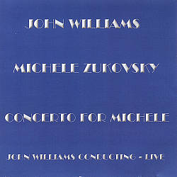 John Williams - John Williams: Clarinet Concerto CD (album) cover