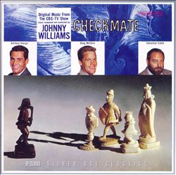 John Williams - Checkmate CD (album) cover