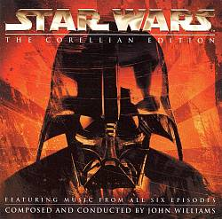 John Williams - Star Wars: The Corellian Edition CD (album) cover