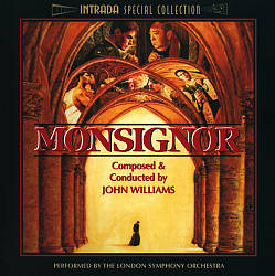 John Williams - Monsignor CD (album) cover
