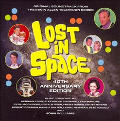 John Williams - Lost In Space 40th Anniversary Edition CD (album) cover