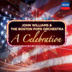 John Williams - A Celebration CD (album) cover