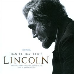 John Williams - Lincoln CD (album) cover