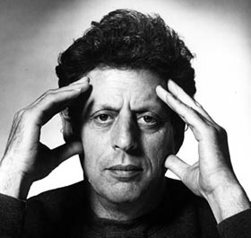 PHILIP GLASS image groupe band picture