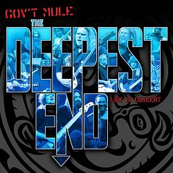 GOV'T MULE - The Deepest End: Live In Concert CD album cover