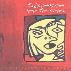 SIXPENCE NONE THE RICHER - This Beautiful Mess CD album cover