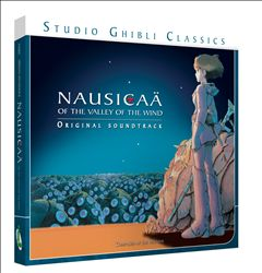 JOE HISAISHI - Nausicaä Of The Valley Of The Wind CD album cover