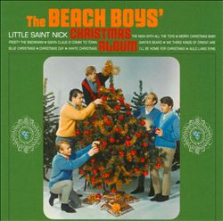 The Beach Boys - The Beach Boys' Christmas Album CD (album) cover