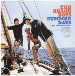 The Beach Boys - Summer Days (and Summer Nights!!) CD (album) cover