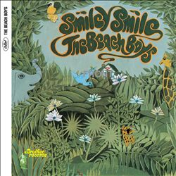 The Beach Boys - Smiley Smile CD (album) cover