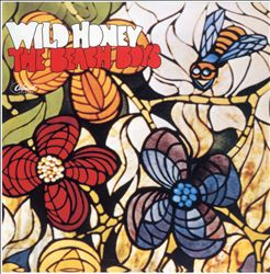 The Beach Boys - Wild Honey CD (album) cover