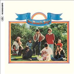 The Beach Boys - Sunflower CD (album) cover