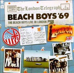 The Beach Boys - Beach Boys '69 CD (album) cover
