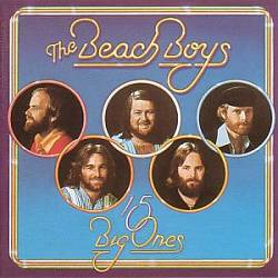 The Beach Boys - 15 Big Ones CD (album) cover