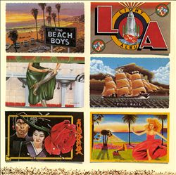 The Beach Boys - L.a. (light Album) CD (album) cover