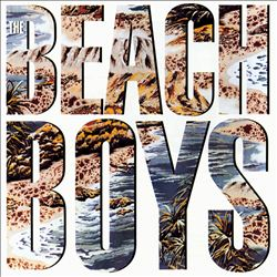 THE BEACH BOYS - The Beach Boys CD album cover