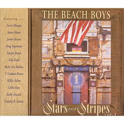 The Beach Boys - Stars And Stripes, Vol. 1 CD (album) cover