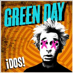 Green Day - ¡dos! CD (album) cover