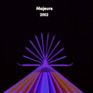 Majeure - 2002 CD (album) cover