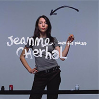 Jeanne Cherhal - Douze Fois Par An CD (album) cover