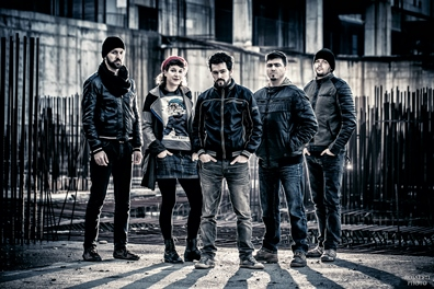 SPACE IN SPACE image groupe band picture