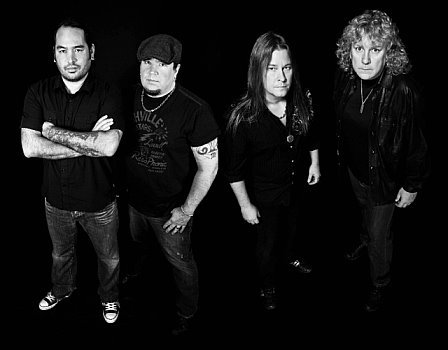 GLEN DROVER image groupe band picture