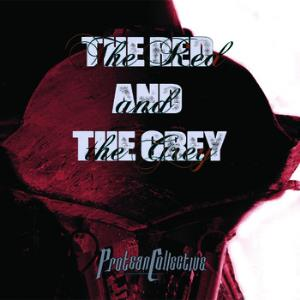 Protean Collective - The Red And The Grey CD (album) cover